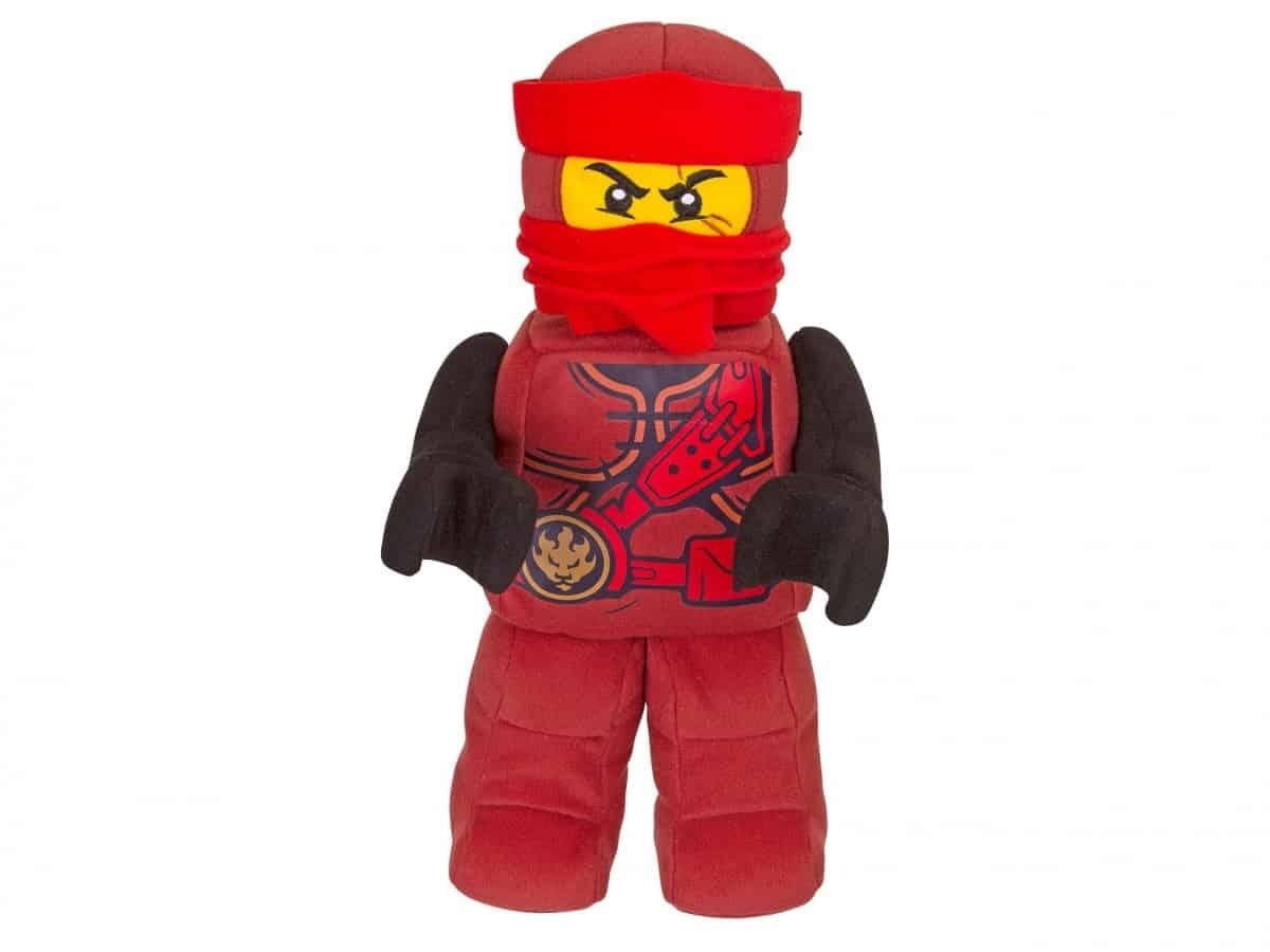 lego 853691 ninjago kai minifigure plush scaled