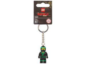 lego 853698 ninjago movie lloyd keyring