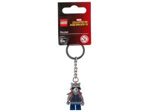 lego 853708 marvel super heroes rocket keyring