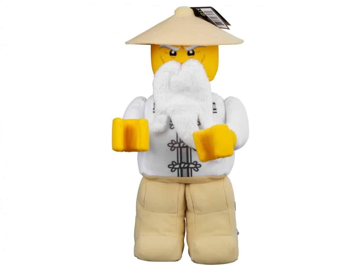 lego 853765 master wu minifigure plush scaled