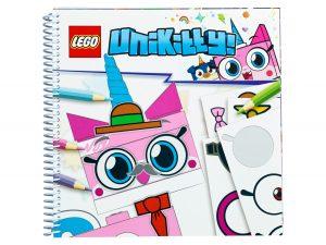 lego 853788 unikitty activity book