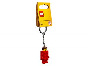 lego 853903 brick suit guy key chain