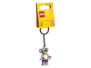 lego 853905 elephant girl key chain