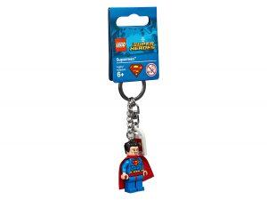 lego 853952 superman keyring