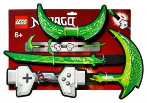 lego 853986 customizable weapon set