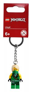 lego 853997 lloyd key chain