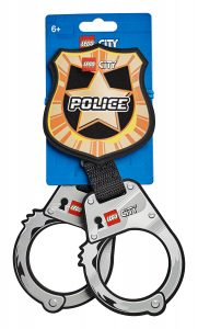 lego 854018 police handcuffs badge