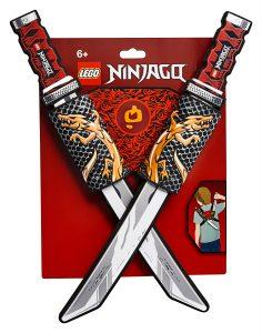 lego 854034 ninjago crossing katanas