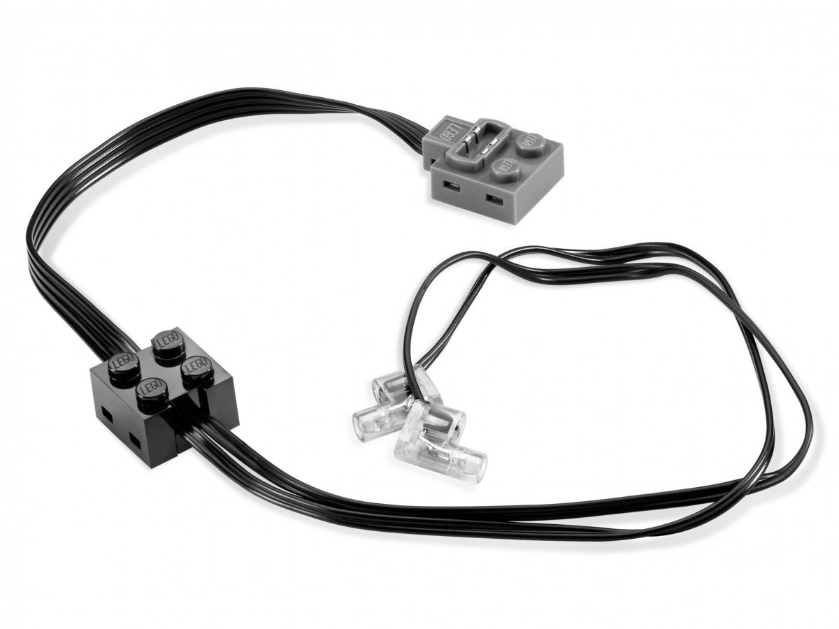 lego 8870 power functions light scaled