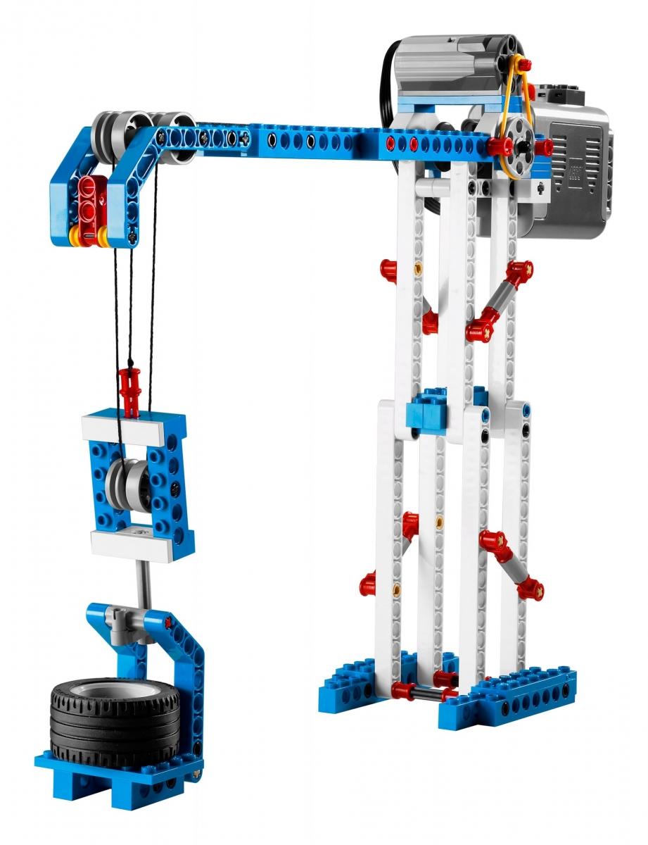 lego 9686 simple powered machines set scaled