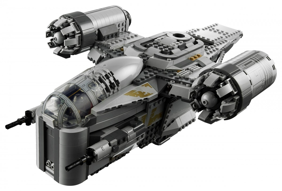 the mandalorian bounty hunter transport buy online at the official lego 75292 shop gb scaled
