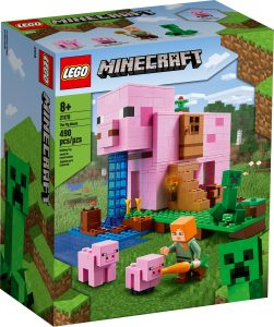 lego 21170 the pig house