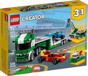 lego 31113 race car transporter