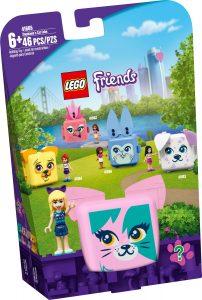 lego 41665 stephanies cat cube