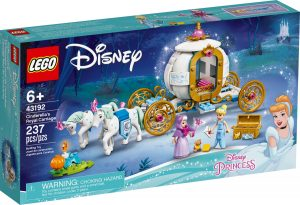 lego 43192 cinderellas royal carriage