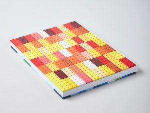 lego 5006205 brick notebook