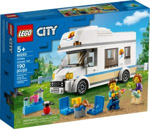 lego 60283 holiday camper van