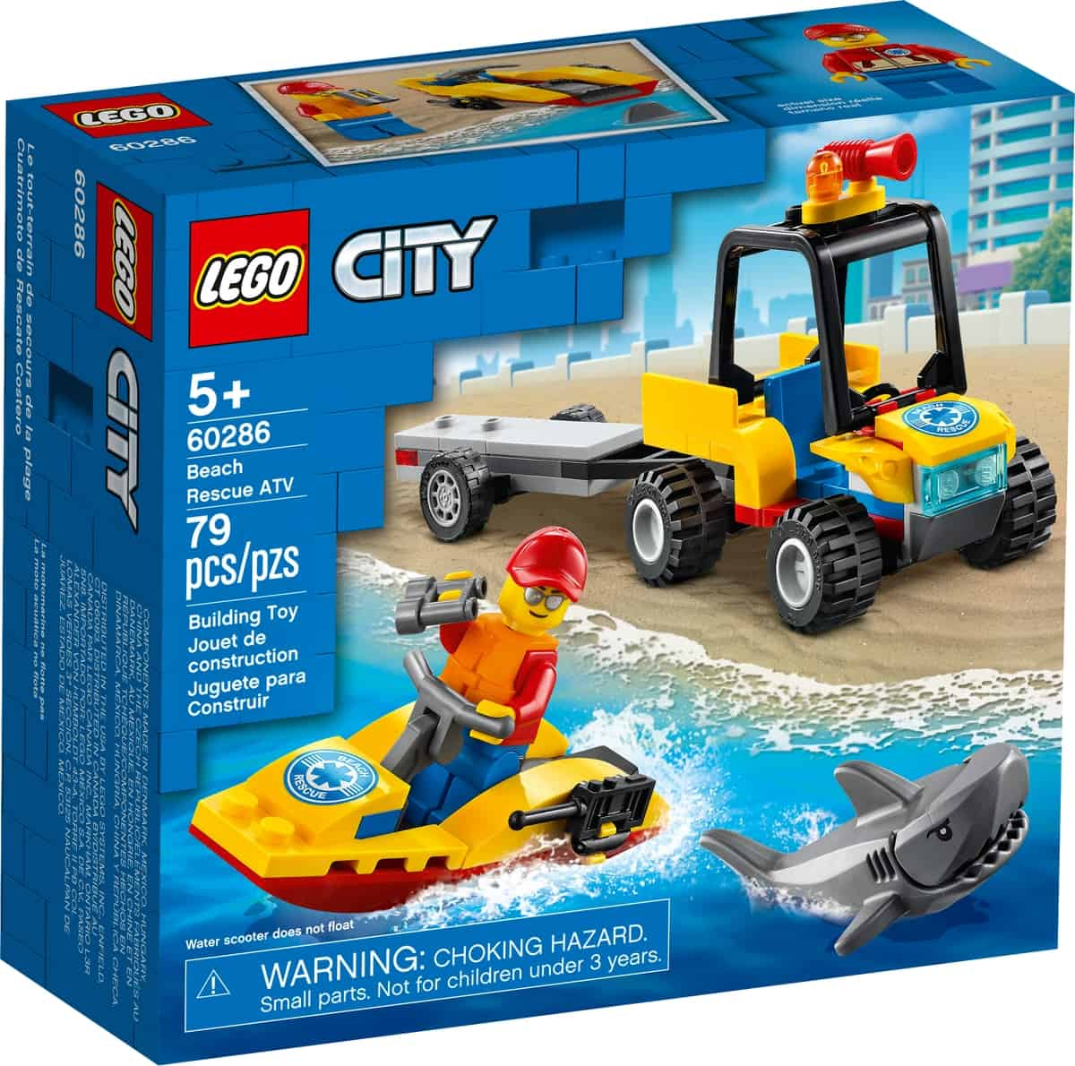 lego 60286 beach rescue atv