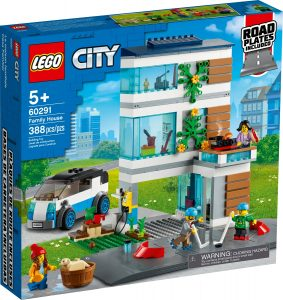 lego 60291 family house
