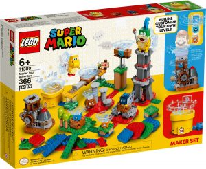 lego 71380 master your adventure maker set