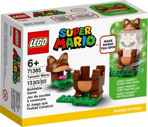 lego 71385 tanooki mario power up pack