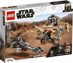 lego 75299 trouble on tatooine