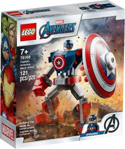 lego 76168 captain america mech armour