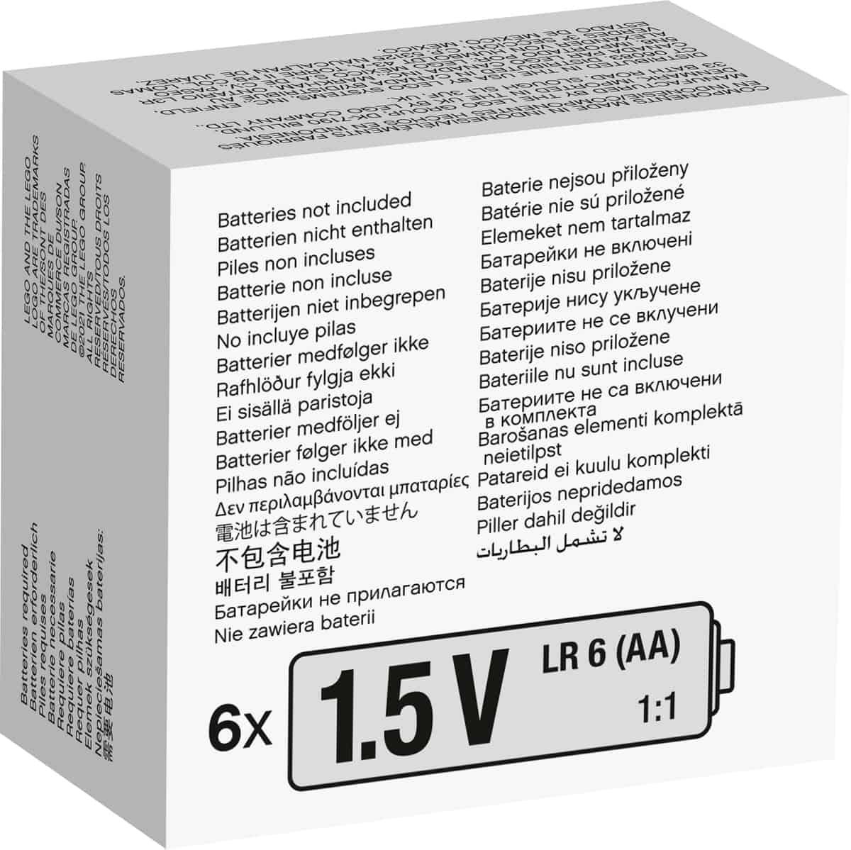 lego 88015 battery