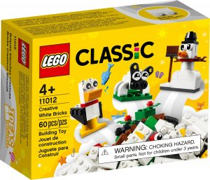 lego 11012 creative white bricks