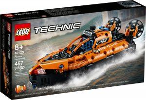 lego 42120 rescue hovercraft