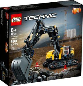 lego 42121 heavy duty excavator