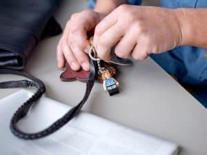 lego 854120 rachel keyring