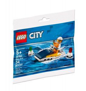 lego 30363 race boat