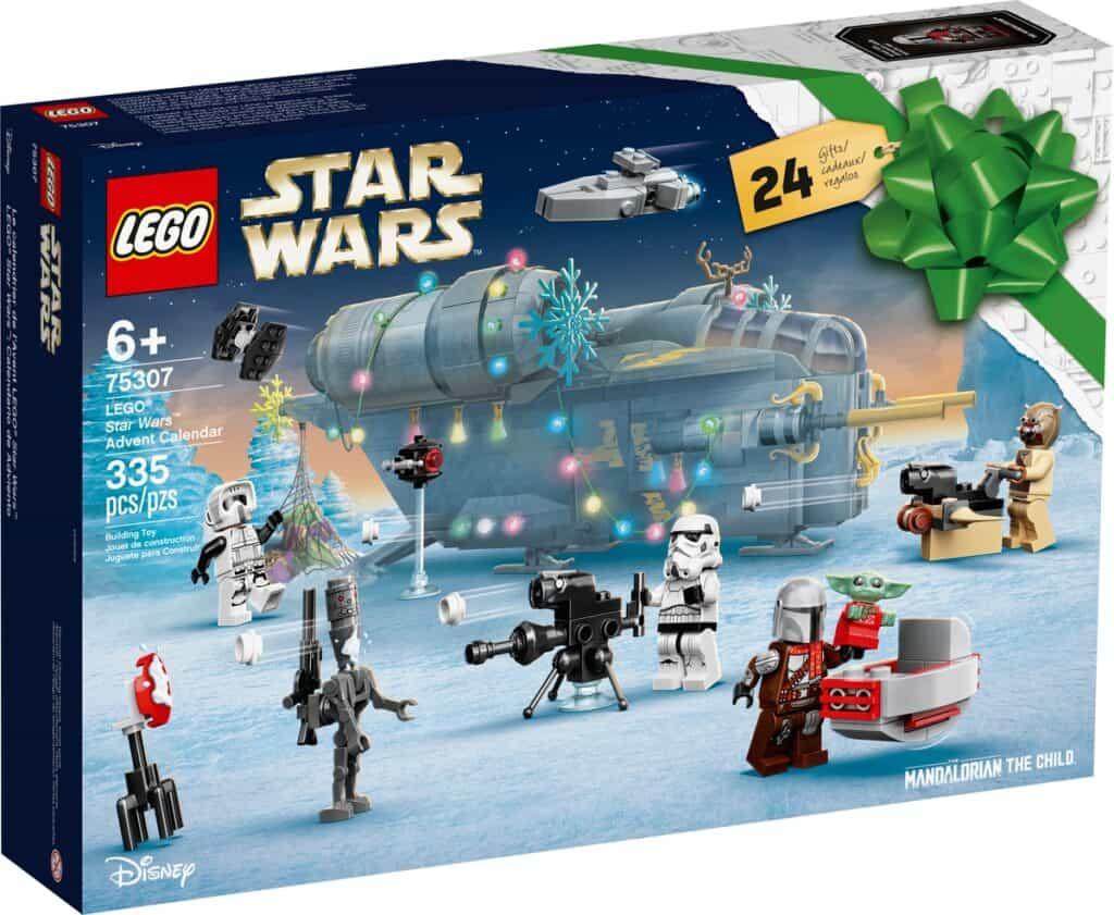 LEGO 75307 Star Wars Advent Calendar 2021 - 20210721