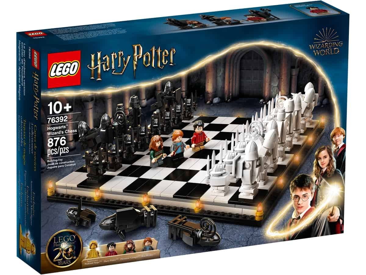 lego 76392 hogwarts wizards chess
