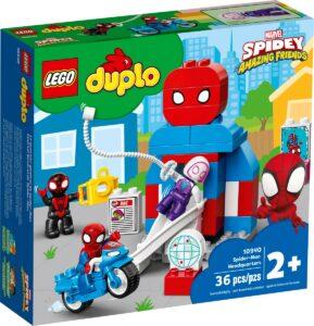 lego 10940 spider man headquarters