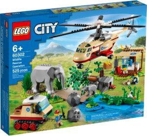 lego 60302 wildlife rescue operation