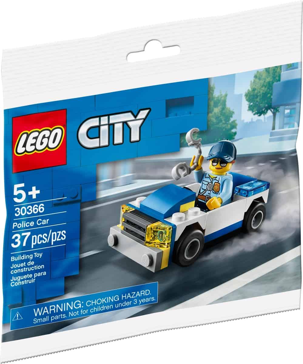 lego 30366 police car