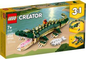 lego 31121 crocodile