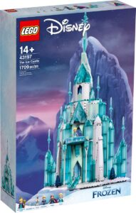 lego 43197 the ice castle