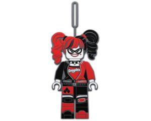 lego 5005296 batman movie hq luggage tag