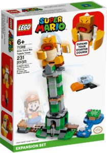 lego 71388 boss sumo bro topple tower expansion set