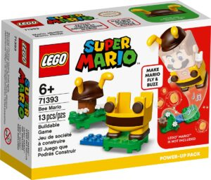 lego 71393 bee mario power up pack