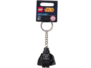 lego 850996 star wars darth vader keyring