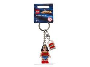 lego 853433 super heroes wonder woman keyring