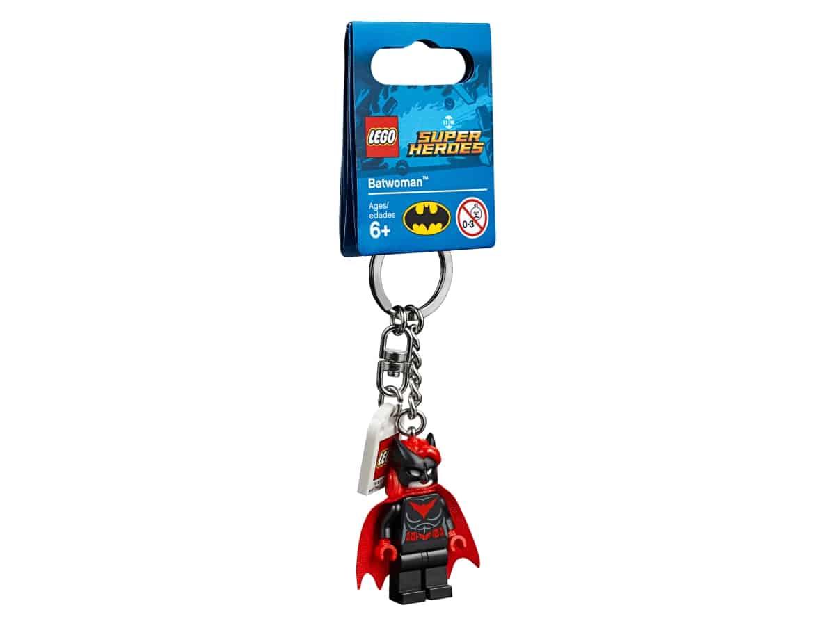lego 853953 batwoman key chain