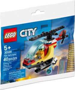 lego 30566 fire helicopter