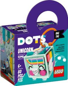 lego 41940 bag tag unicorn