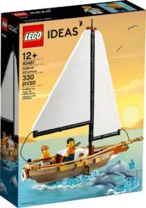 lego 40487 sailboat adventure