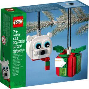 lego 40494 polar bear gift pack